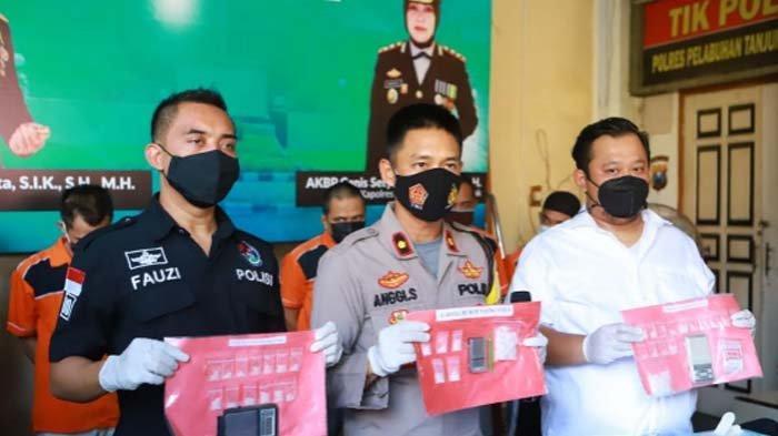 Polres Perak Sita 322 Gram Sabu dari 74 Pelaku, Satu Tersangka sempat Ngaku Wartawan Media Online