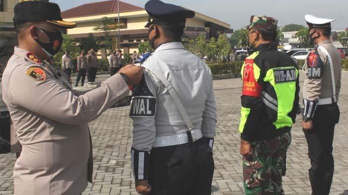 Operasi Lilin Semeru 2020, Polisi Sidoarjo Fokus Pelanggar Protokol Kesehatan