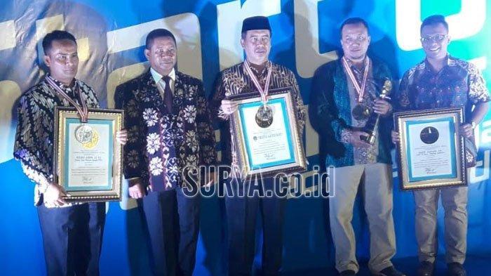 Dukung Pengembangan 50 UMKM Selama Setahun, Pemkab Madiun Raih Penghargaan dari Leprid