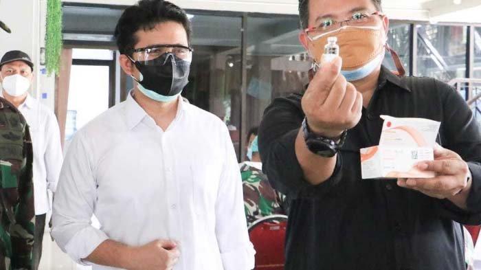 Apresiasi Vaksinasi Massal di PT SIER, Wagub Emil Dardak Sebut Pelaksanaan Ideal dan Representatif