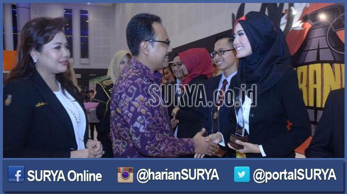 GALERI FOTO - Suasana Pemilihan Duta Anti Narkoba Surabaya 2016 - wakil-gubernur-jatim-saifullah-yusuf_20160522_194747.jpg