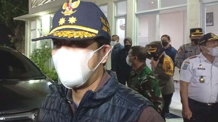 Rakor di Pintu Suramadu, Langkah-langkah Pemprov Jatim soal Antisipasi Sebaran Covid-19 di Bangkalan