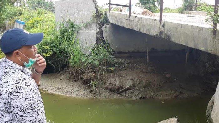 Alasan Anggota Dewan Minta Jembatan Penghubung Kecamatan Menganti dan Kedamean segera Dibongkar