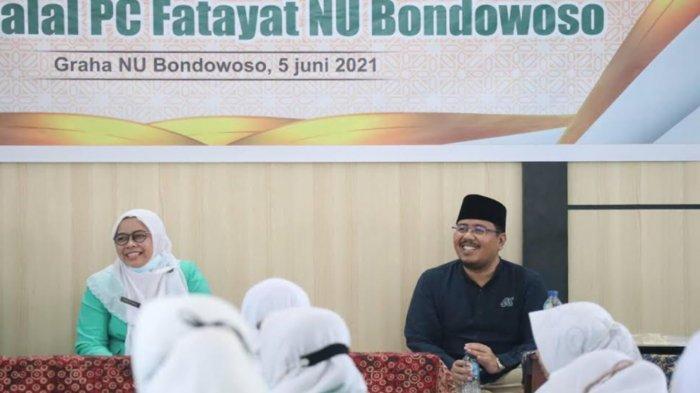 Dicurhati soal Pernikahan Dini oleh Ibu-Ibu di Bondowoso, Begini Reaksi WK DPRD Jatim Anwar Sadad