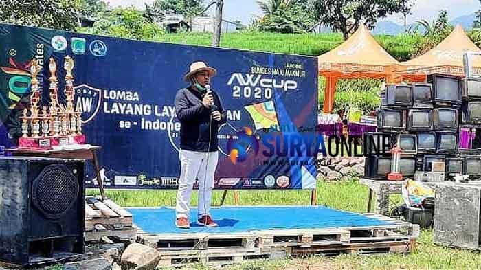 Wakil Ketua DPRD Kabupaten Pasuruan Andri Wahyudi Resmikan Lagi 1 BUMDes