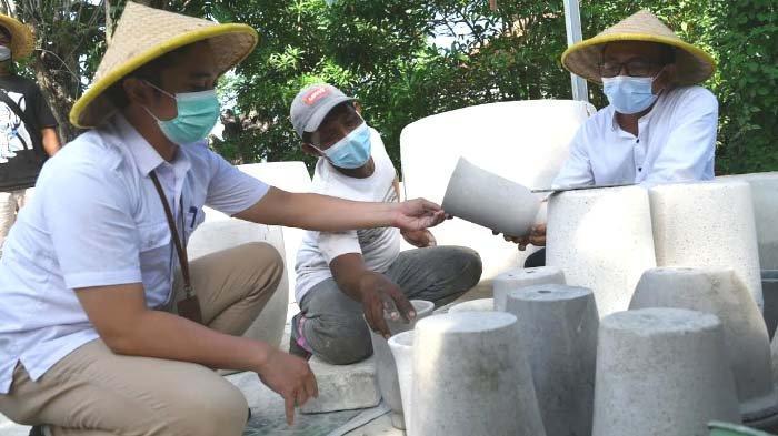 Gerakkan Ekonomi Warga di saat Pandemi lewat Pot, AH Thony: Kolaborasi Warga-Pemkot Perlu Diperkuat