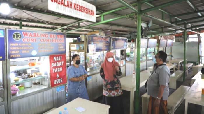 Sentra Kuliner Rindukan Pembeli, Reni Astuti: Jangan Ada Gelombang Pandemi saat Ekonomi Bergerak