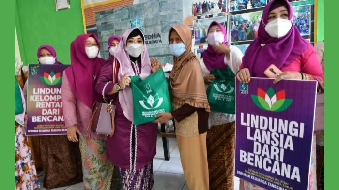 Wakil Ketua DPRD Surabaya Laila Mufidah Dorong Percepat Realisasi Tiga Lantai Griya Wredha