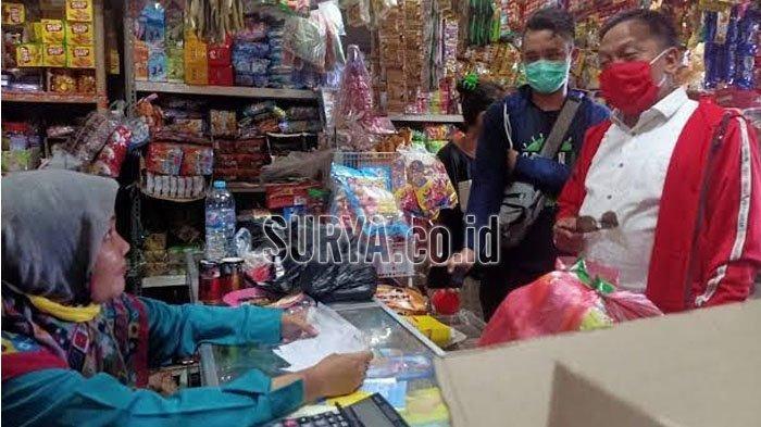 DPRD Surabaya Desak Percepat Vaksin Covid-19 untuk Pedagang Pasar, Ini Alasannya
