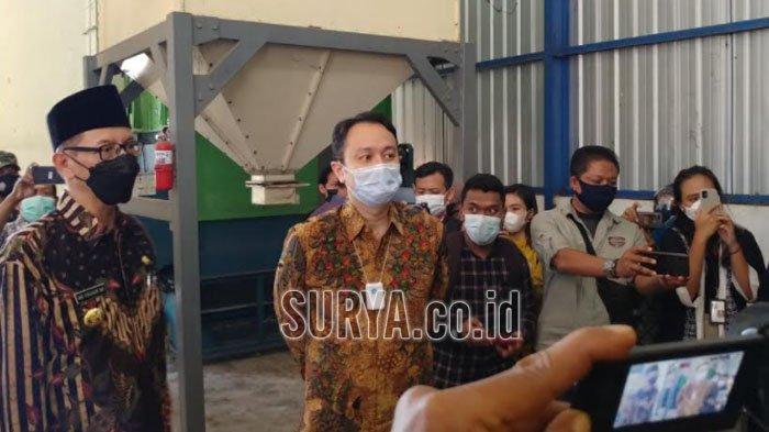 Wamendag Jerry Sambuaga Kunjungi SRG Jember yang Mangkrak Sejak Tahun 2017
