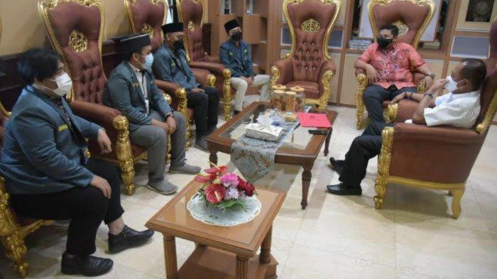 Wawali Cak Ji Minta Organisasi Pemuda Ikut Terjun Atasi Persoalan Kota Surabaya
