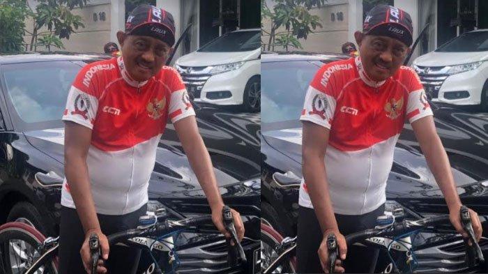 Cak Ji Hadiri Penetapan Wali Kota dan Wawali Kota Surabaya Terpilih : Saya Makin Sehat dan Bergas