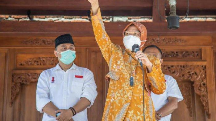 Sambut Pelantikan Eri Cahyadi-Armuji, PDIP Surabaya: Selamat Meneruskan Tongkat Estafet