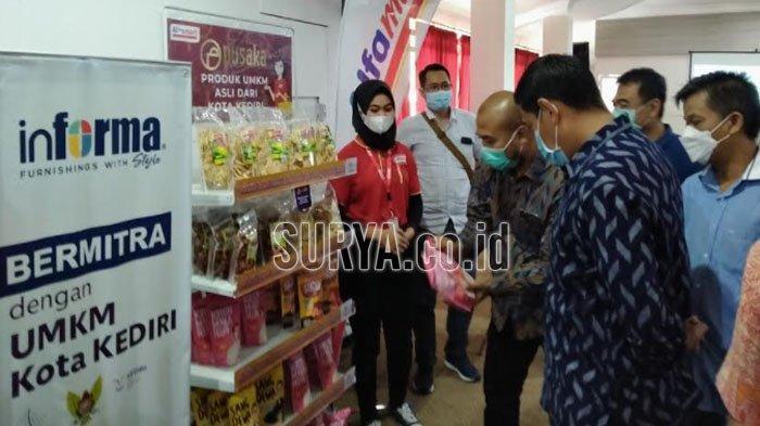 Bantu Pasarkan Produk UMKM, Wali Kota Kediri Luncurkan Pusaka