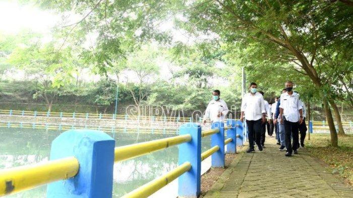 Manfaatkan Sumber Mata Air Untuk Tempat Edukasi dan Konservasi di Kota Kediri