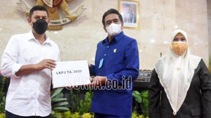 LKPJ 2020 Anggaran Difokuskan untuk Refokusing Pandemi Covid 19 di Kota Kediri
