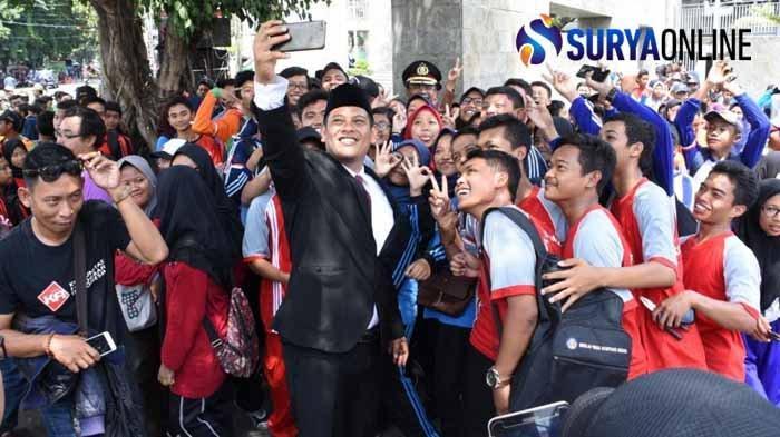 Wali Kota Kediri Abdullah Abu Bakar : Negara Butuh Pahlawan Baru dari Kawula Muda
