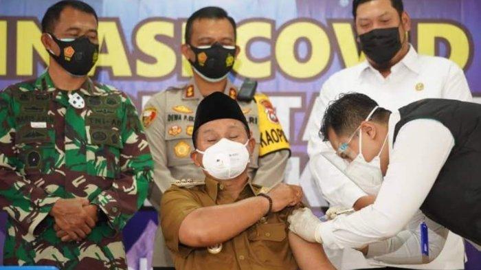 Vaksinasi di Kota Madiun Capai 75 Persen Sasaran Prioritas, Ini Kata Wali Kota Maidi