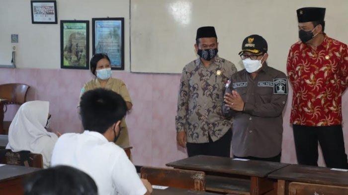 Hari Pertama Sekolah Tatap Muka di Kota Malang, Komisi D Usulkan Aturan Ganjil Genap