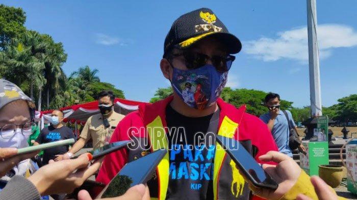 Ada Larangan Penggunaan Masker Scuba, Begini Respon Wali Kota Malang Sutiaji