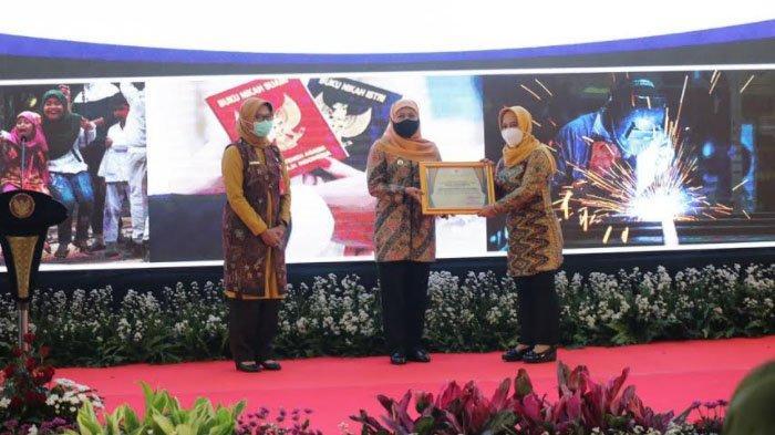 Hari Kesehatan Dunia, Kota Mojokerto Raih Penghargaan ODF di Masa Pandemi