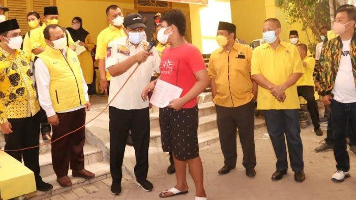 Gus Ipul : Vaksinasi Covid-19 di Kota Pasuruan Telah Capai 55 Persen