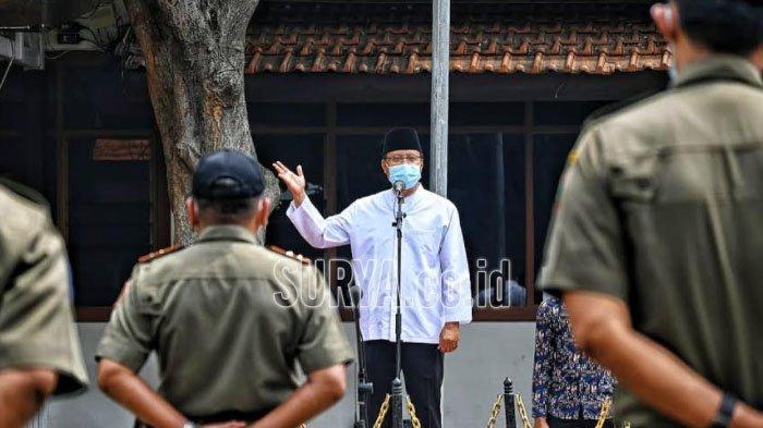 Gus Ipul Dorong Satpol PP Masuk Kampung Sosialisasikan Pencegahan Covid-19