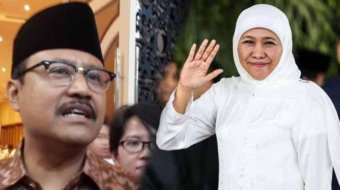 Besok Gus Ipul Dilantik Gubernur Khofifah Jadi Wali Kota Pasuruan, Pernah Bersaing di Pilgub Jatim
