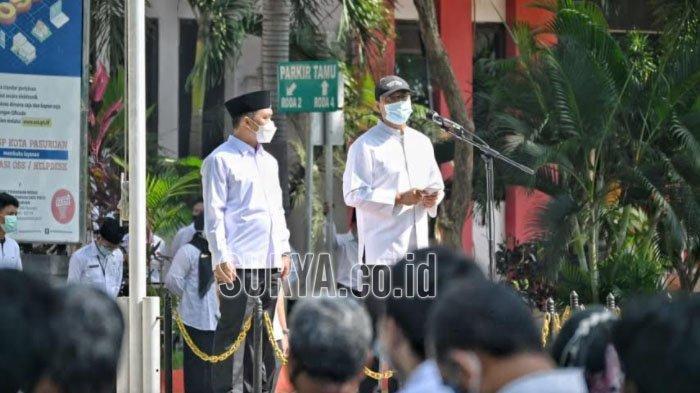 Wali Kota Pasuruan Gus Ipul Ajak ASN Cepat Bertransformasi untuk Raih Prestasi