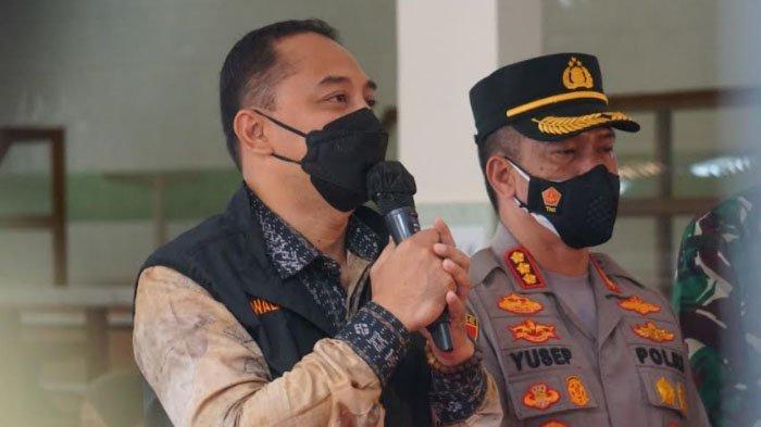 Percepatan Vaksinasi Hampir Capai 100 Persen, Ini Kata Wali Kota Surabaya Eri Cahyadi