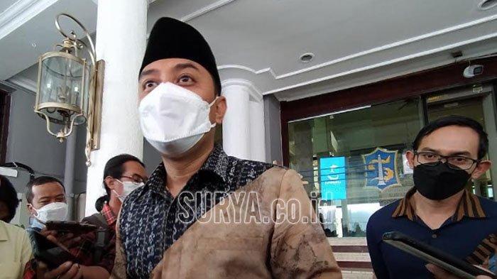Sejumlah Anggota DPRD Surabaya Positif Covid-19, Wali Kota Cak Eri : Tak Ada Lockdown