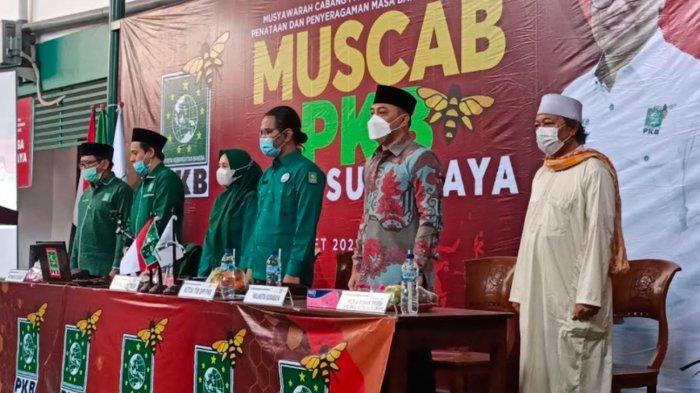 Hadiri Muscab PKB Surabaya, Eri Cahyadi Disebut Sebagai Pemimpin Sejati