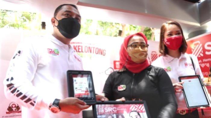 Luncurkan Sinau Kelontong Surabaya bersama SRC, Eri Cahyadi Ingin Toko Kelontong Naik Kelas