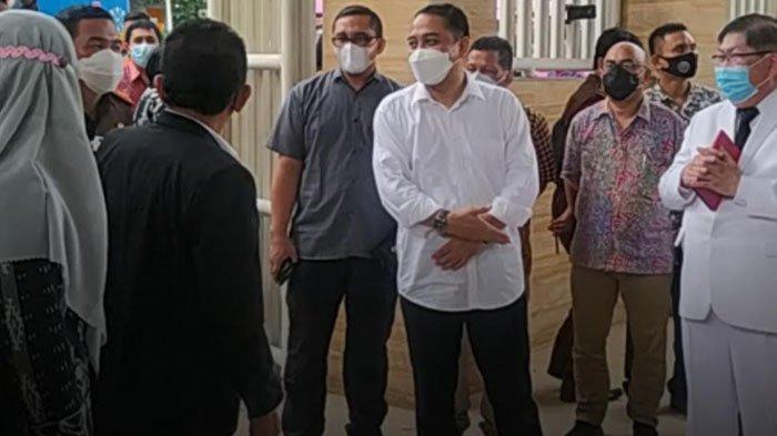 Tinjau Gereja jelang Perayaan Paskah, Cak Eri Pastikan Surabaya Aman untuk Berdoa Semua Agama