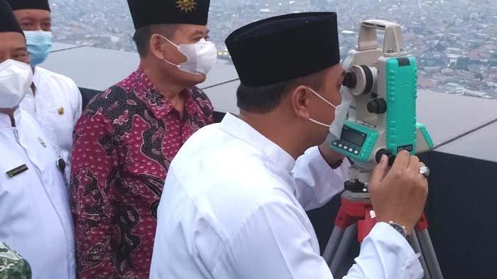 Di Surabaya Hilal Tidak Terlihat akibat Terhalang Awan, Pengumuman 1 Ramadan 2021 Menunggu Kemenag