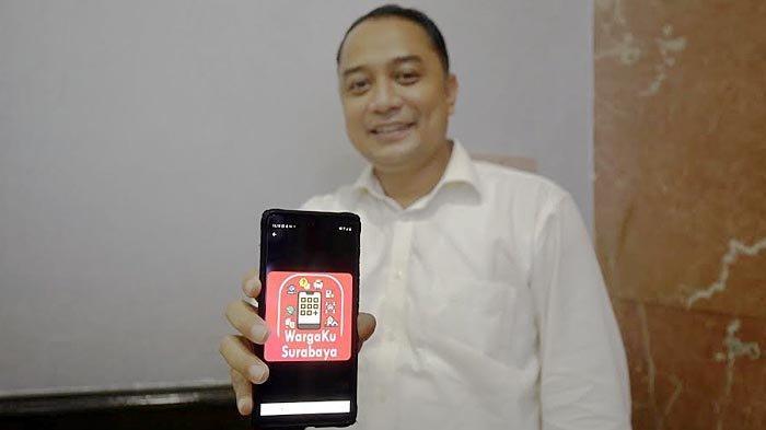Aplikasi WargaKu, Platform Komunikasi Warga dengan Pemkot Surabaya, Bisa Kirim Pengaduan dan Saran