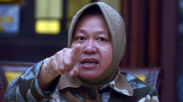 Survei PKS: Risma Ungguli M Nuh dan Whisnu Sakti Buana