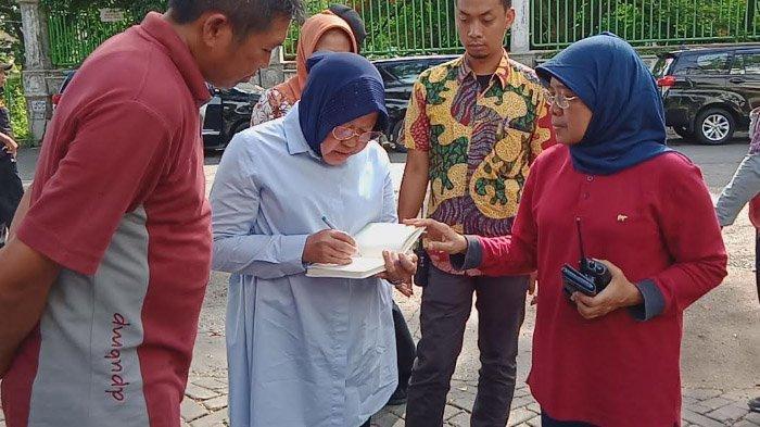 Hal-hal ini Dilakukan Walikota Risma untuk Memastikan Surabaya Bebas Banjir