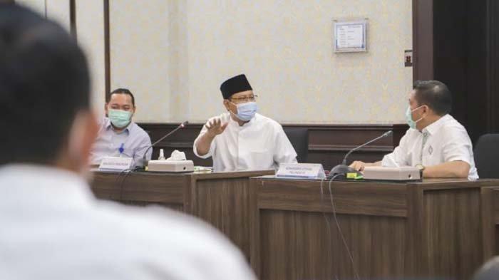 Gus Ipul dan Pelindo III Bahas Revitalisasi Pelabuhan Tanjung Tembikar Kota Pasuruan