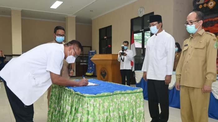 Tandatangani Pakta Integritas, Gus Ipul Minta Pelayanan RSUD R Soedarsono Kota PasuruanDitingkatkan
