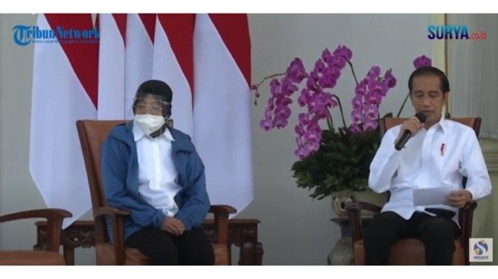 Daftar 6 Menteri Baru Joko Widodo: Risma Jadi Menteri Sosial, Ketua GP Ansor Jadi Menteri Agama