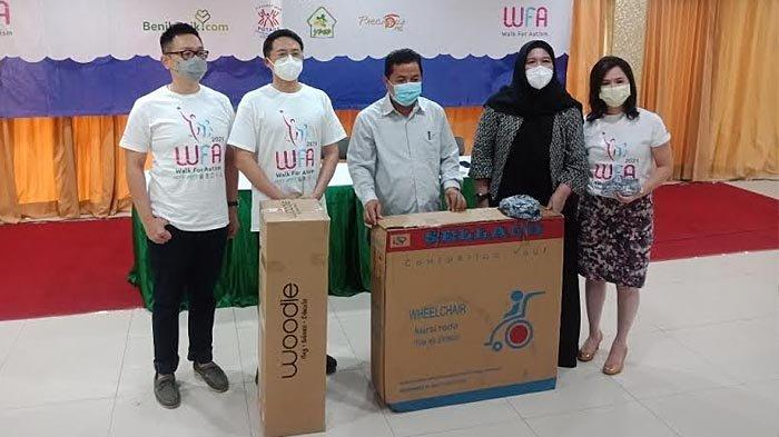 JCI East Java Gelar Virtual Talk Show, Puncak Walk For Autism 2021