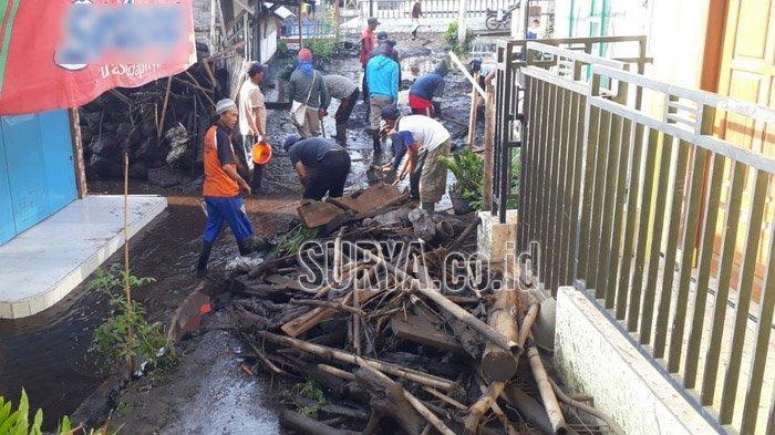 214 Rumah Terdampak Banjir Bandang Bondowoso, BPBD Terus Lakukan Pendataan