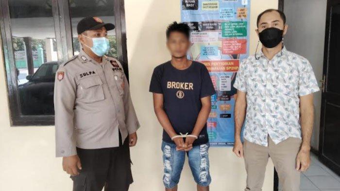 Pria Kediri Bawa Ribuan Pil Dobel L, Hendak Melarikan Diri saat Ditangkap Polisi