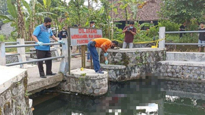 Warga Kediri Geger Ada Mayat Perempuan Mengapung di Sungai