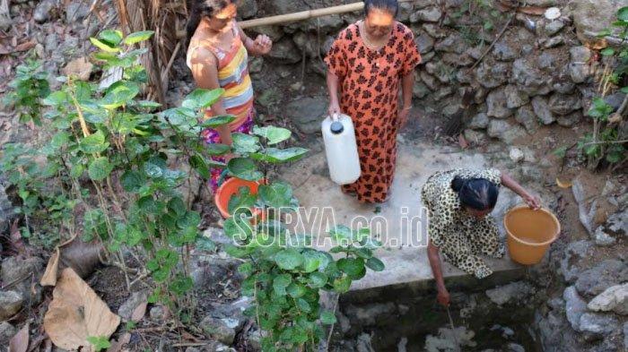 Kabupaten Trenggalek Minim Kekeringan Tahun Ini, Hanya Terjadi di Dua Desa