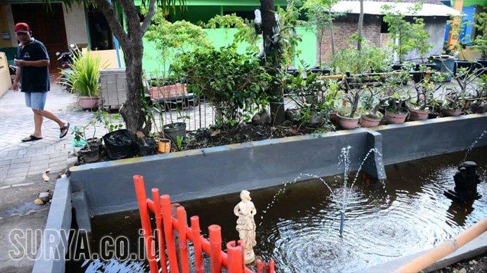 Keren, Kampung Rungkut Kidul Menyulap Selokan Jadi Kolam Ikan