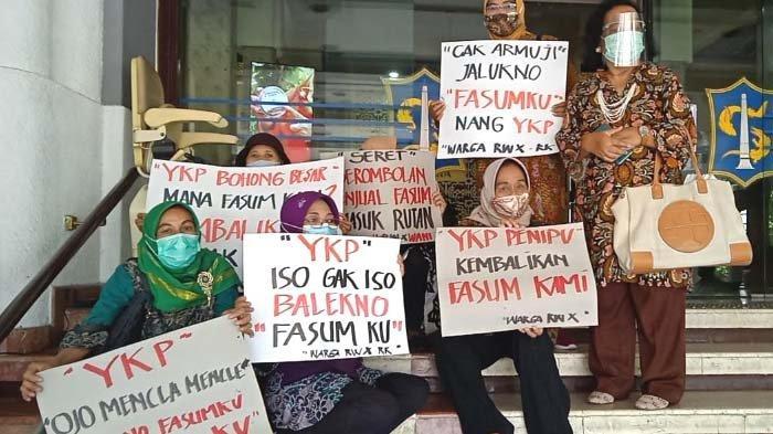 Pemkot Surabaya soal Polemik Fasum Perum YKP Rungkut Kidul: Ada Fasum Tak Wajib Diserahkan Pemkot