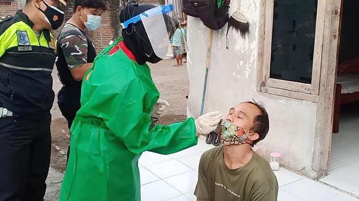Info Mudik Surabaya: Pemkot Gencar Lakukan Tes Swab di Titik Penyekatan, Sejumlah Pendatang Reaktif