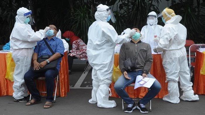Warga Positif Antigen di Surabaya Langsung Jalani Isolasi Mandiri Tanpa Tunggu Swab PCR